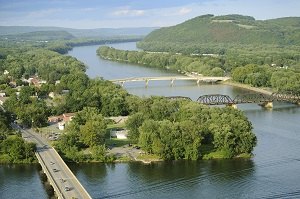 retire in Susquehanna River Valley