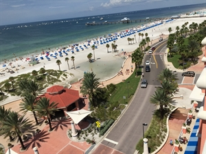 retire in Clearwater Beach
