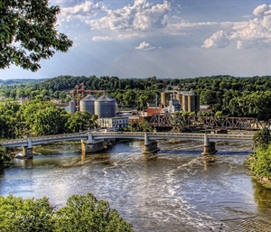 retire in Zanesville-Muskingum County