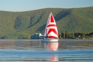 retire in Smith Mountain Lake