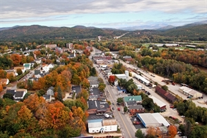 retire in Central New Hampshire