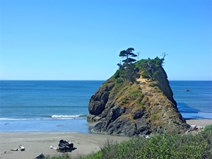 retire in Port Orford