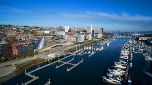 retire in Tacoma