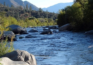 retire in Kern River Valley