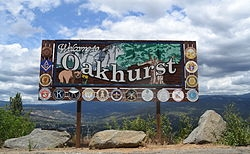retire in Yosemite Area