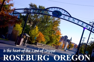 retire in Roseburg