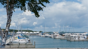 retire in Straits of Mackinac