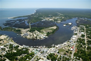 retire in Carrabelle on the Forgotten Coast