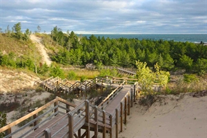 retire in Indiana Dunes Country